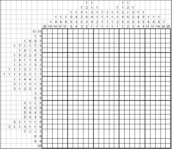 free nonogram puzzles